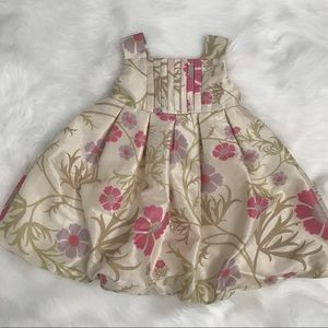Cherokee Girls Part Dress Bubble skirt sz. 24 mo,s